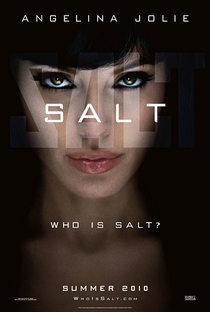 Salt - Poster / Capa / Cartaz - Oficial 4