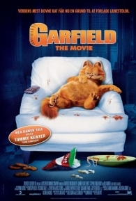 Garfield: O Filme - Poster / Capa / Cartaz - Oficial 3