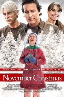 November Christmas - Poster / Capa / Cartaz - Oficial 2