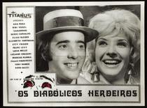 Os Diabólicos Herdeiros - Poster / Capa / Cartaz - Oficial 1