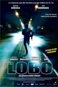 O Lobo - Poster / Capa / Cartaz - Oficial 1