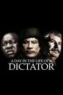 Um dia na vida de um ditador - Poster / Capa / Cartaz - Oficial 1