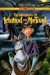 As Aventuras de Ichabod e Sr. Sapo - Poster / Capa / Cartaz - Oficial 4