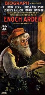 Enoch Arden - Poster / Capa / Cartaz - Oficial 1