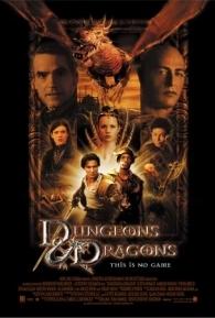 Dungeons & Dragons - A Aventura Começa Agora - Poster / Capa / Cartaz - Oficial 1