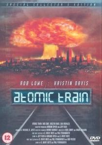O Trem Atômico - Poster / Capa / Cartaz - Oficial 4