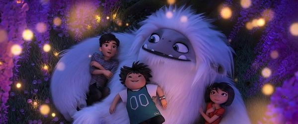 Sucessos da Dreamworks voltam aos cinemas e promovem 'Abominável'