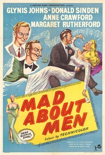 Mad About Men - Poster / Capa / Cartaz - Oficial 3
