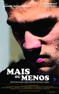 Mais ou Menos - Poster / Capa / Cartaz - Oficial 1