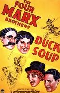 O Diabo a Quatro (Duck Soup)