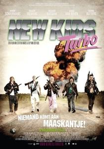 New Kids Turbo - Poster / Capa / Cartaz - Oficial 1