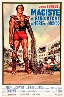 Maciste - O Colosso da Arena - Poster / Capa / Cartaz - Oficial 1