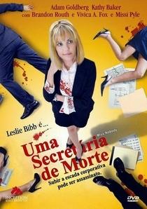 Uma Secretária de Morte - Poster / Capa / Cartaz - Oficial 4