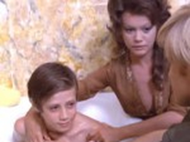 Il saprofita (1974) :: starring: Giancarlo Marinangeli