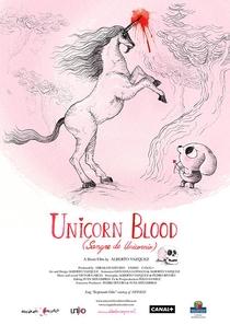 Sangre de Unicornio - Poster / Capa / Cartaz - Oficial 1