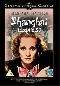 O Expresso de Xangai - Poster / Capa / Cartaz - Oficial 6