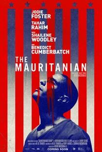 The Mauritanian - Poster / Capa / Cartaz - Oficial 1