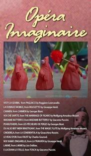 Opéra imaginaire - Poster / Capa / Cartaz - Oficial 4