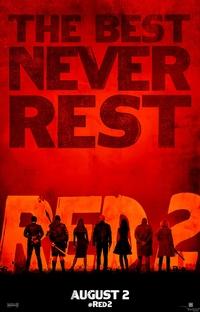 RED 2: Aposentados e Ainda Mais Perigosos  - Poster / Capa / Cartaz - Oficial 2
