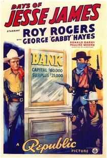Dias de Jesse James - Poster / Capa / Cartaz - Oficial 1