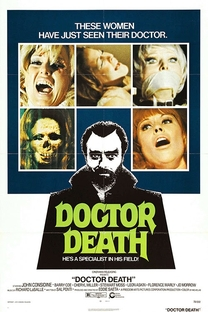 Doctor Death: Seeker of Souls - Poster / Capa / Cartaz - Oficial 1