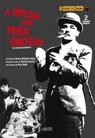 Ópera dos três vinténs - Poster / Capa / Cartaz - Oficial 1