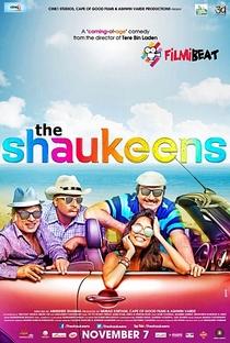 The Shaukeens - Poster / Capa / Cartaz - Oficial 1