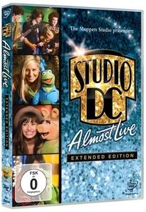 Studio DC Almost Live 2 - Poster / Capa / Cartaz - Oficial 1
