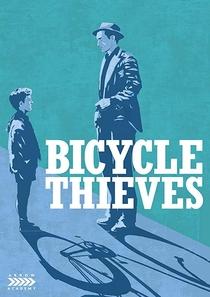 Ladrões de Bicicletas - Poster / Capa / Cartaz - Oficial 10