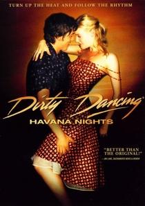 Dirty Dancing - Noites de Havana - Poster / Capa / Cartaz - Oficial 3