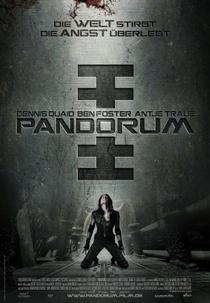 Pandorum - Poster / Capa / Cartaz - Oficial 6