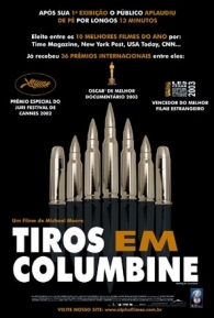 Tiros em Columbine - Poster / Capa / Cartaz - Oficial 2