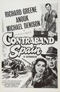 Contraband Spain - Poster / Capa / Cartaz - Oficial 8