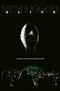 Meshuggah Alive - Poster / Capa / Cartaz - Oficial 1