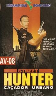 Caçador Urbano - Poster / Capa / Cartaz - Oficial 1