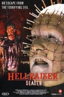 Hellraiser - O Retorno dos Mortos - Poster / Capa / Cartaz - Oficial 2
