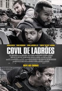 Covil de Ladrões - Poster / Capa / Cartaz - Oficial 3