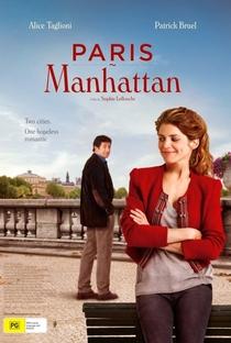 Paris-Manhattan - Poster / Capa / Cartaz - Oficial 3