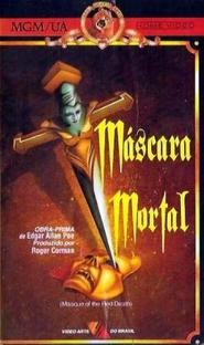Máscara Mortal - Poster / Capa / Cartaz - Oficial 1