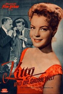 Kitty und die große Welt - Poster / Capa / Cartaz - Oficial 1