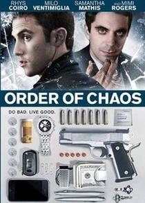 Order of Chaos - Poster / Capa / Cartaz - Oficial 1