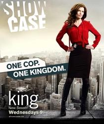 King (2ª Temporada) - Poster / Capa / Cartaz - Oficial 1