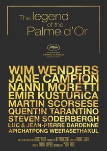 La Légende de la Palme d'or - Poster / Capa / Cartaz - Oficial 1