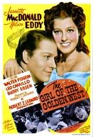 A Princesa do El Dorado (The Girl of the Golden West)