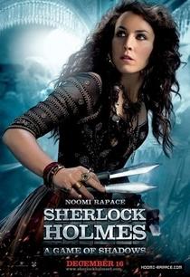 Sherlock Holmes: O Jogo de Sombras - Poster / Capa / Cartaz - Oficial 6