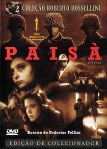 Paisà - Poster / Capa / Cartaz - Oficial 5