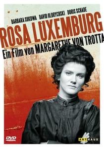 Rosa Luxemburgo - Poster / Capa / Cartaz - Oficial 1
