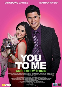 You to Me Are Everything - Poster / Capa / Cartaz - Oficial 1