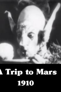 Viagem a Marte - Poster / Capa / Cartaz - Oficial 1