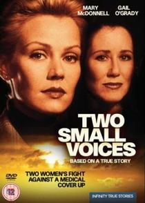 Duas Pequenas Vozes - Poster / Capa / Cartaz - Oficial 1